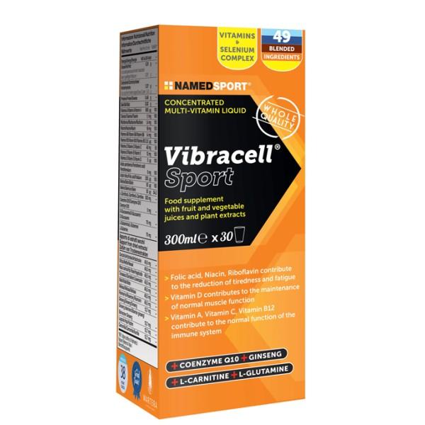 Named Sport Vibracell 300 ml - Integratore Multivitaminico