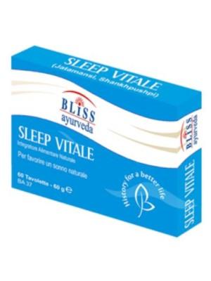 Sleep Vitale 60 Compresse - Integratore Sonno
