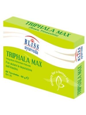Triphala Max 60 Compresse - Integratore Alimentare