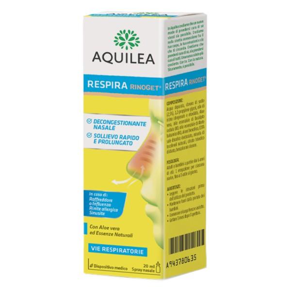 Aquilea Respira Rinojet Decongestionante Spray 20 ml