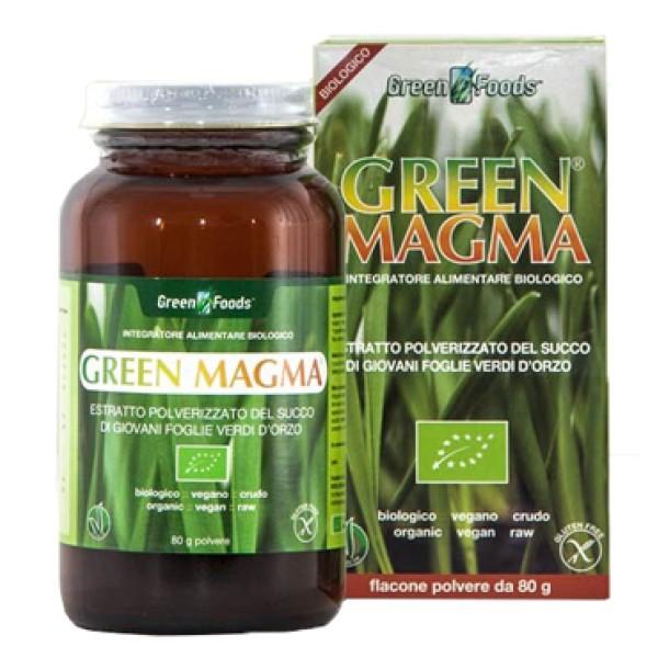 GREEN MAGMA Estr.Polv. 80g