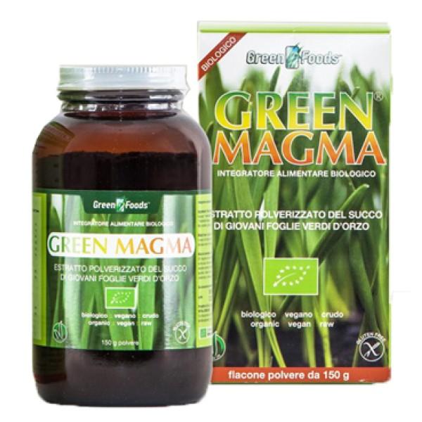 GREEN MAGMA Estr.Polv.150g