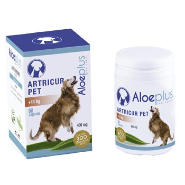 Artricur Pet Cani +11 Kg 60 Capsule - Integratore Veterinario
