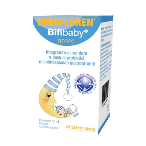 DIMAFLOREN BIFIBABY Gtt 10ml