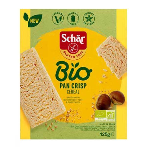 SCHAR Bio Pan Crisp Cereal125g
