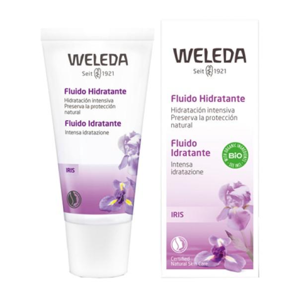 Weleda Iris Fluido Idratante 30 ml
