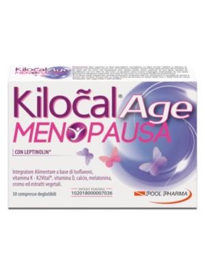 Kilocal Age Menopausa Integratore 30 Compresse