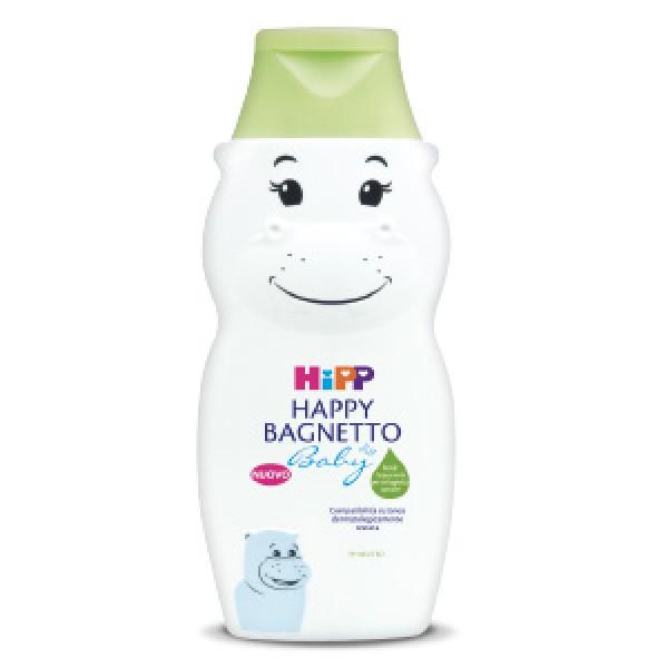 Hipp-Baby Happy Bagnetto Ippopotamo 300 ml