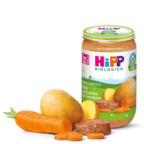 Hipp Pappa Pronta Baby Spezzatino con Verdure 250 grammi