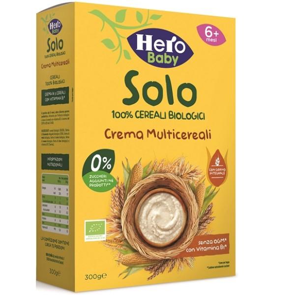 Hero Baby Crema Multicereali 300g