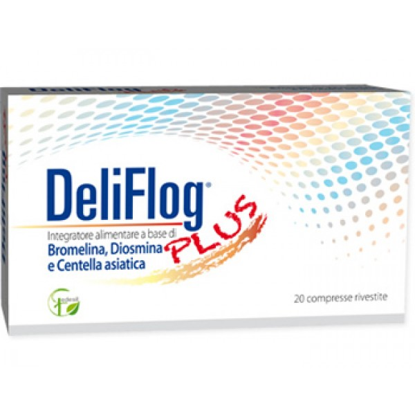 DELIFLOG PLUS 20CPR