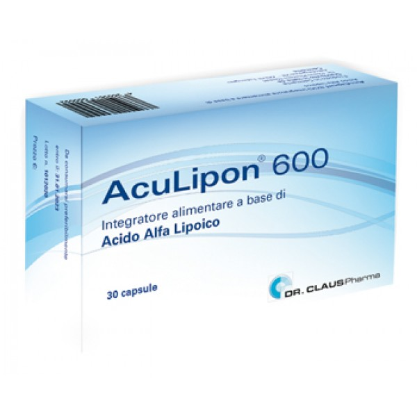 ACULIPON*600 30 Cps