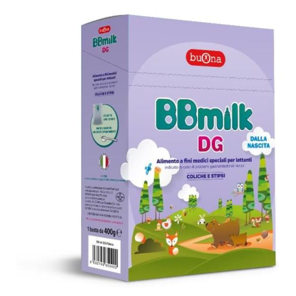 BB Milk DG Latte in Polvere 400 grammi