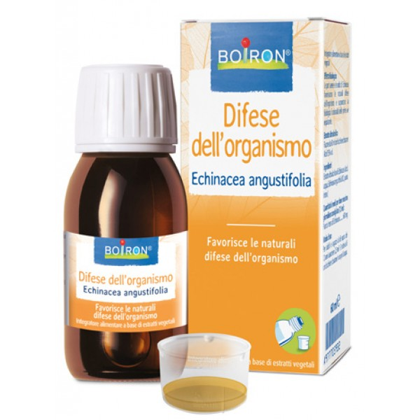 Boiron Echinacea Angustifolia Estratto Idroalcolico 60 ml - Medicinale Omeopatico
