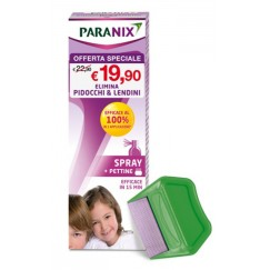 Paranix Spray Antipediculare 100 ml + Pettine