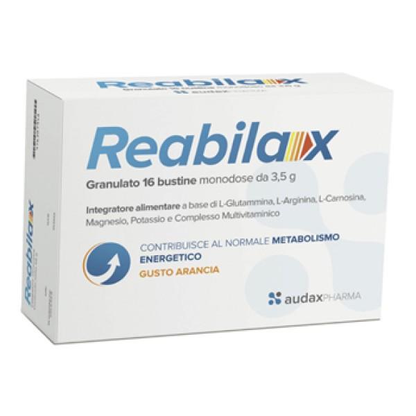 REABILAX 16 Bust.3,5g