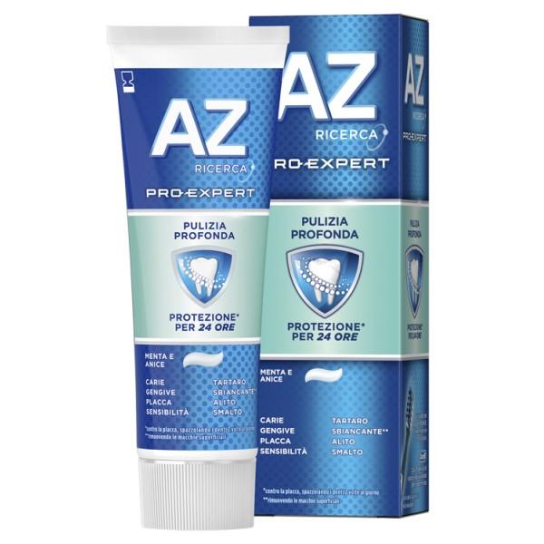 Az Pro Expert Pulizia Profonda Dentifricio 75 ml