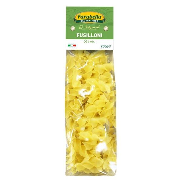 Farabella Senza Glutine Pasta Fusilloni 250 grammi