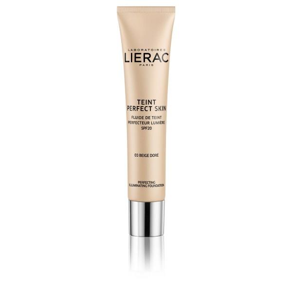 Lierac Teint Perfect Skin Fondotinta Fluido 3 Beige Dore'