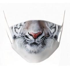 Mascherina Lavabile per bambini Tigre 1 pezzo