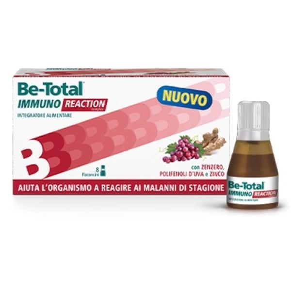 Be-Total Immuno Reaction Integratore Alimentare 8 Flaconcini