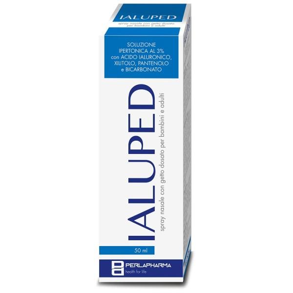 IALUPED Spray Nasale 50ml