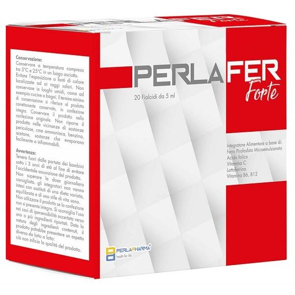 PERLAFER Forte 20f.5ml