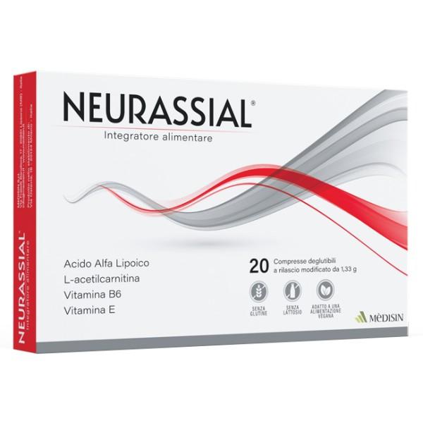 NEURASSIAL 20 Cpr