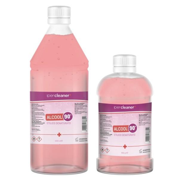 Alcool Etilico Denaturato 90% 1000ml