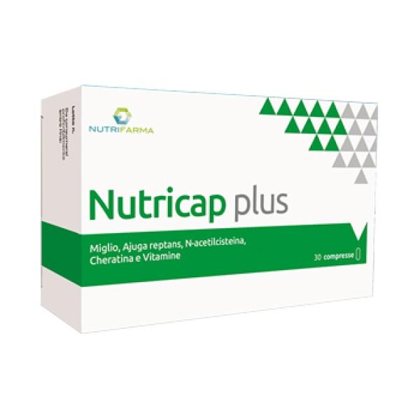 NUTRICAP Plus 30 Cpr