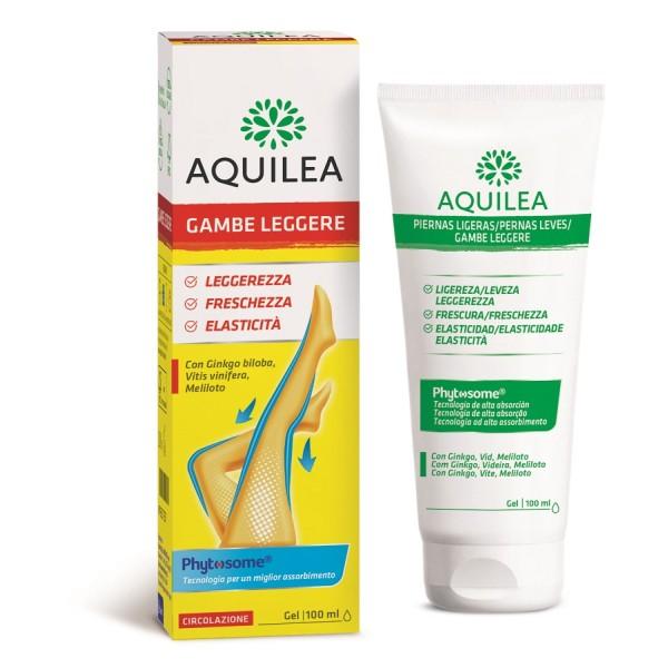 Aquilea Gambe Leggere Gel Defaticante 100 ml