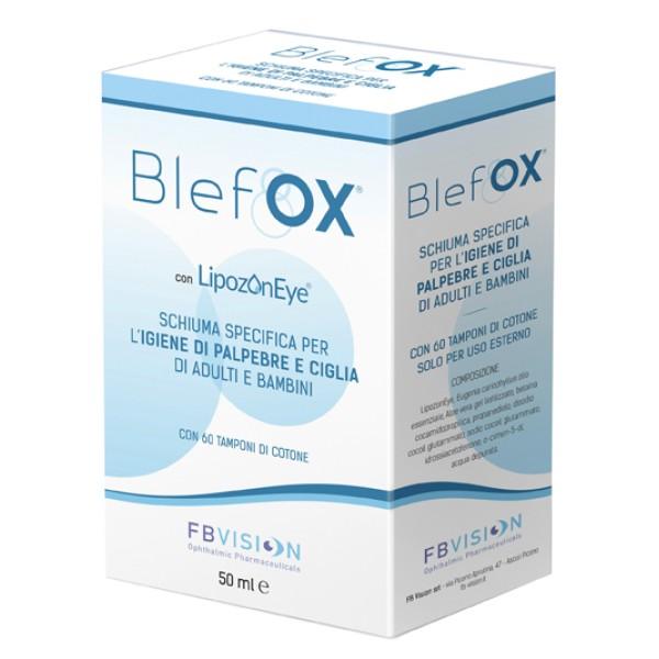 BLEFOX Schiuma Spray 50ml