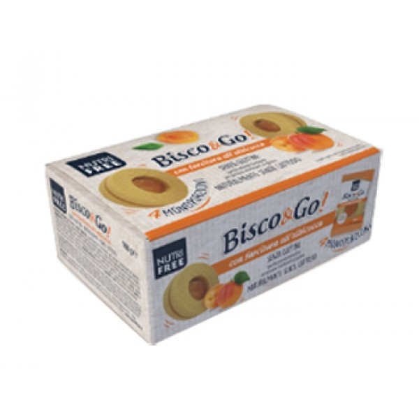 NUTRIFREE Bisco&Go Alb.4x40g
