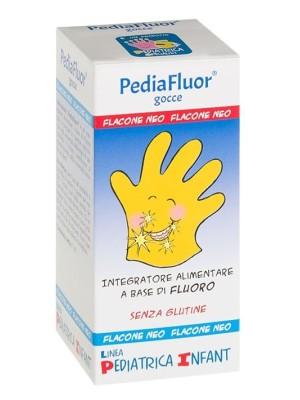Pediafluor Gocce 7 ml - Integratore di Fluoro