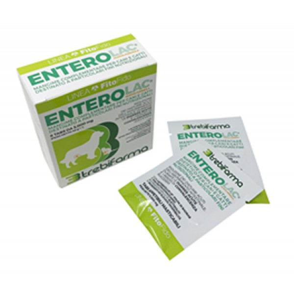 ENTEROLAC 8 Cpr.