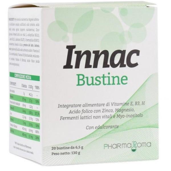 Innac 20 Bustine - Integratore Antiossidante