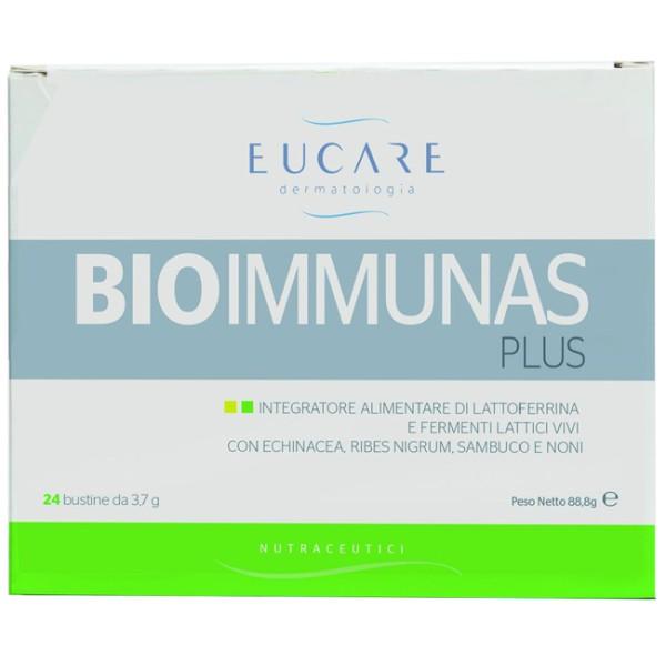 BIOIMMUNAS Plus 24 Bust.