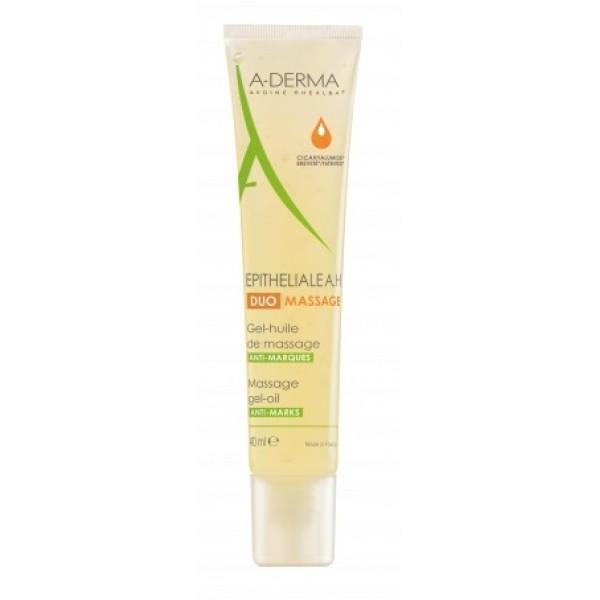 A-Derma Epitheliale A.H. Duo Massaggio Gel Olio 40 ml