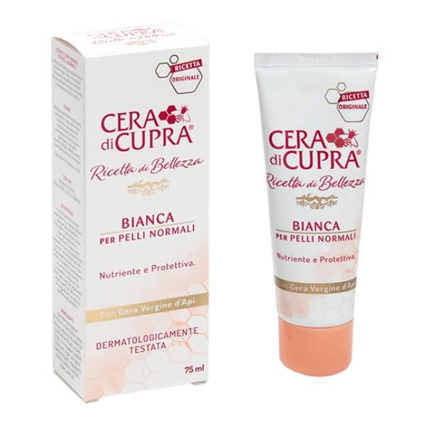 Cera di Cupra Bianca Pelle Normale Crema Nutriente 75 ml
