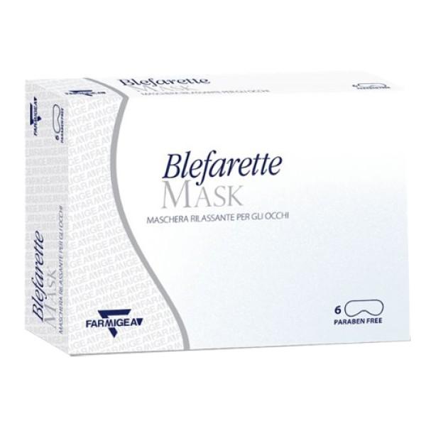 BLEFARETTE Mask Masch.Mono 6pz