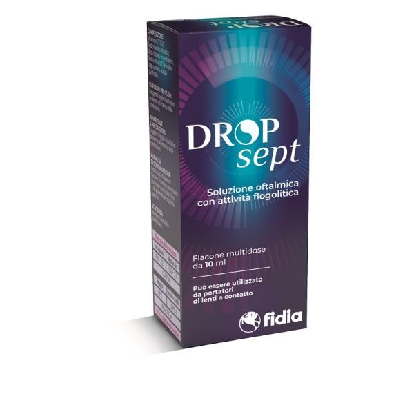 Dropsept Soluzione Oftalmica 10 ml