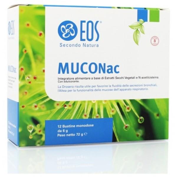 EOS Muconac 12 Bust.