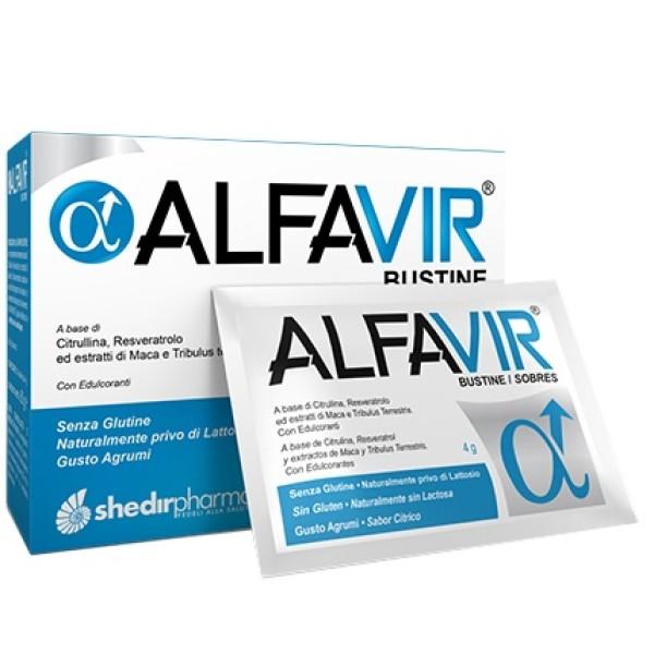 Alfavir 20 Bustine - Integratore Alimentare