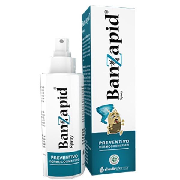 Banzapid Spray Preventivo Dermocosmetico 100 ml