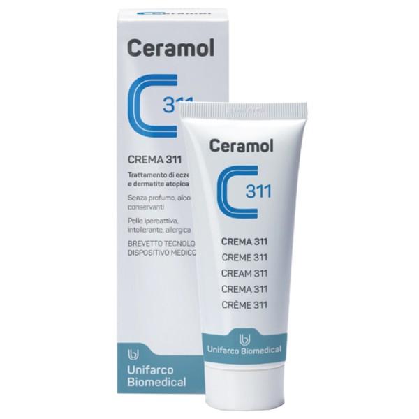 Ceramol Crema 311 ad Azione Emolliente e Lenitiva 75 ml