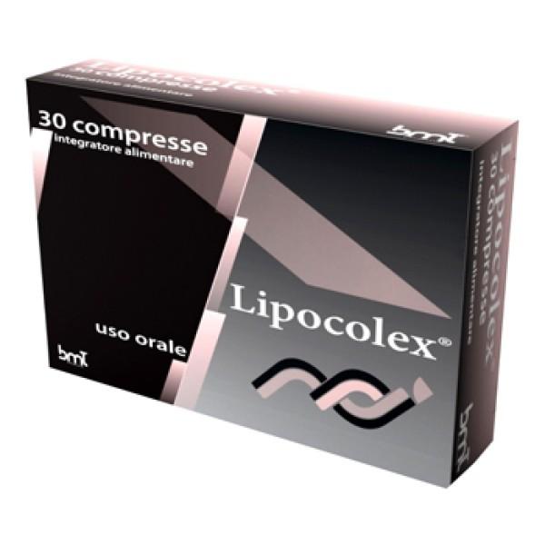 LIPOCOLEX 30 Cpr