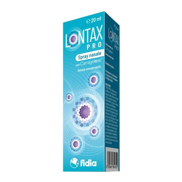 Lontax Pro Spray Nasale 20 ml