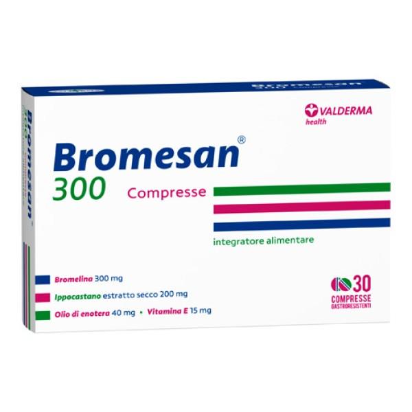 Bromesan 300 30 Compresse - Integratore Alimentare