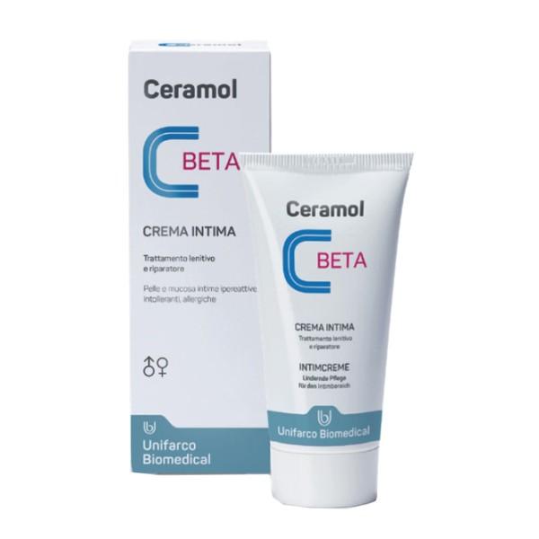 Ceramol Beta Complex Crema Intima 50 ml