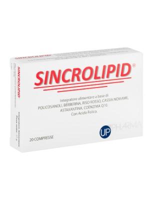 Sincrolipid 20 Compresse - Integratore Controllo Colesterolo